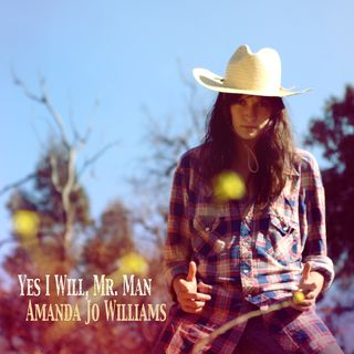Amanda Jo Williams Yes I will Mr. Man cover