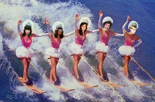 California Girls (Nick Martinez is neither a surfer nor a girl)