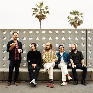 Les Savy Fav, photo courtesy Tell All Your Friends PR