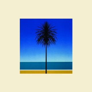 Metronomy: The English Riviera. Album art designed by the late John Gorham