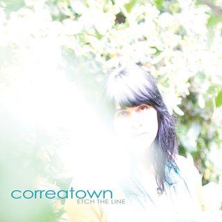 Correatown: buy it on sexy blue vinyl