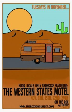 Western States Motel Tuesdays in November