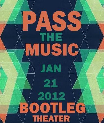Pass the Music