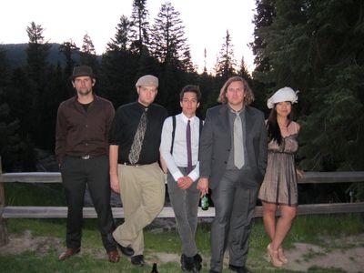 Escalator Hill (Band Photo)