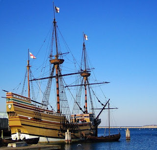 Mayflower-ship