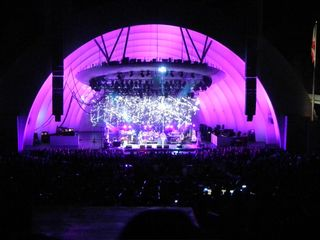 Wilco at the Hollywood Bowl (photo by Kathryn Pinto)