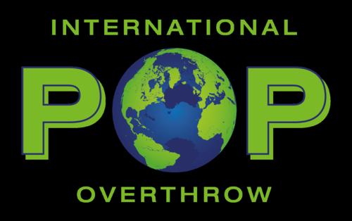 Pop+overthrow